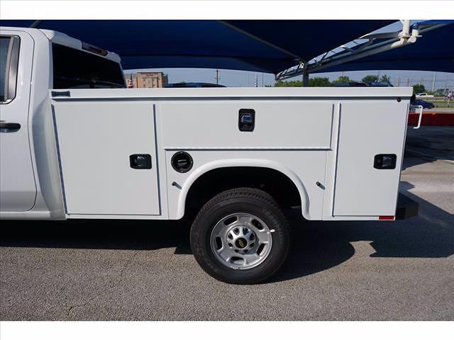2021 Chevrolet Silverado 2500 Double Cab 4x2, Knapheide Steel Service Body #212768 - photo 9