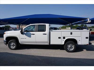 2021 Chevrolet Silverado 2500 Double Cab 4x2, Knapheide Steel Service Body #212768 - photo 8