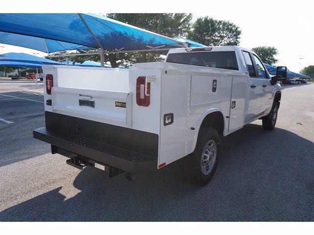 2021 Chevrolet Silverado 2500 Double Cab 4x2, Knapheide Steel Service Body #212769 - photo 6