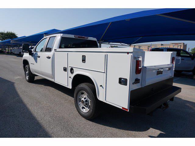 2021 Chevrolet Silverado 2500 Double Cab 4x2, Knapheide Steel Service Body #212769 - photo 2