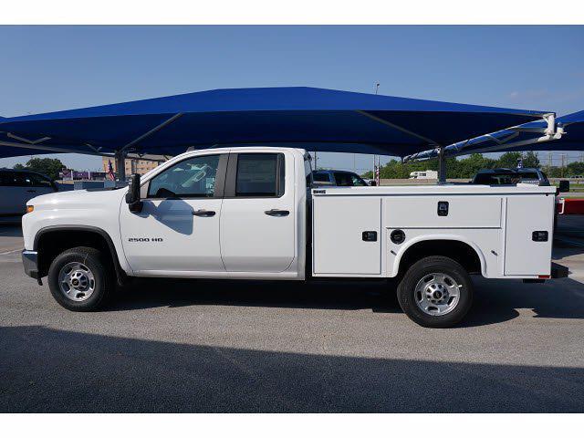 2021 Chevrolet Silverado 2500 Double Cab 4x2, Knapheide Steel Service Body #212769 - photo 8