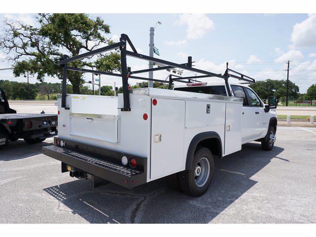 2021 Chevrolet Silverado 3500 Crew Cab 4x2, Monroe MSS II Deluxe Service Body #212786 - photo 6