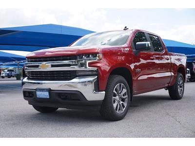 2021 Chevrolet Silverado 1500 Crew Cab 4x4, Pickup #212789A1 - photo 4