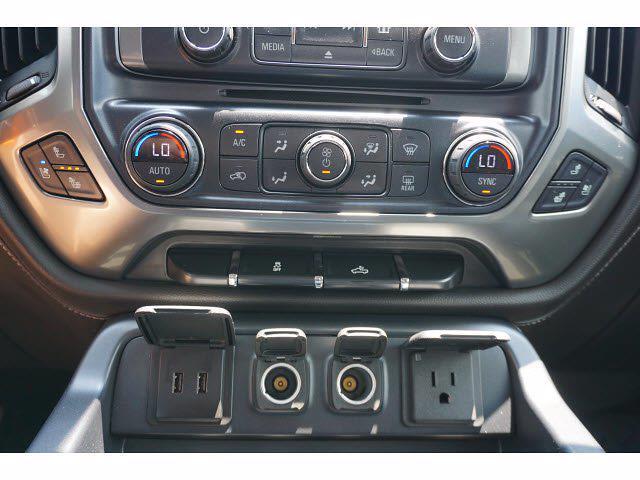 2018 Chevrolet Silverado 1500 Crew Cab 4x4, Pickup #212838A1 - photo 10