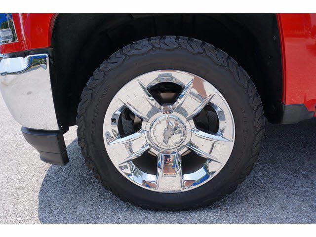 2018 Chevrolet Silverado 1500 Crew Cab 4x4, Pickup #212838A1 - photo 20