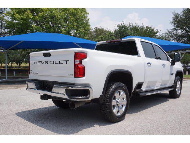2020 Chevrolet Silverado 2500 Crew Cab 4x4, Pickup #212876A1 - photo 4