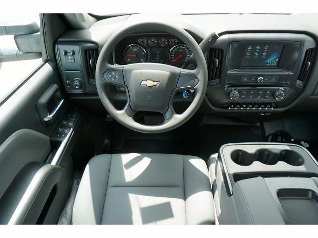 2021 Chevrolet Silverado 5500 Crew Cab DRW 4x2, Cab Chassis #212994 - photo 12