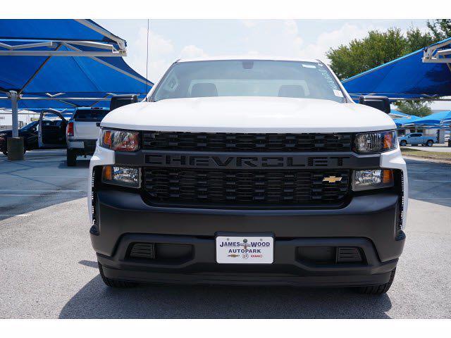 2021 Chevrolet Silverado 1500 Regular Cab 4x2, Pickup #213071 - photo 3