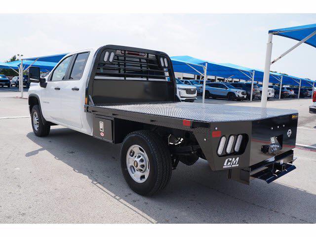 2021 Chevrolet Silverado 2500 Double Cab 4x4, CM Truck Beds Platform Body #213129 - photo 1