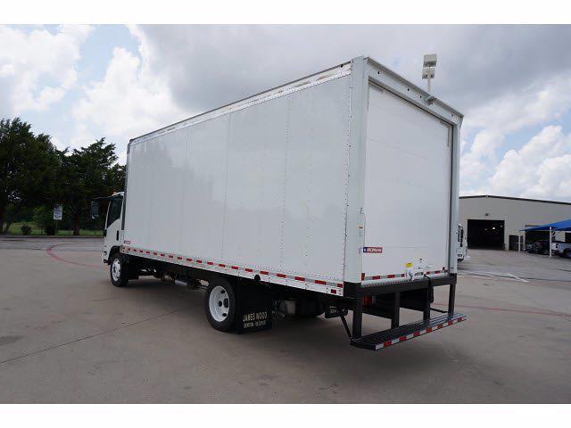 2021 LCF 4500 Regular Cab 4x2,  Morgan Truck Body Gold Star Dry Freight #213165 - photo 2