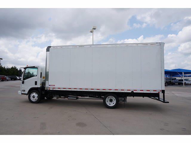 2021 LCF 4500 Regular Cab 4x2,  Morgan Truck Body Gold Star Dry Freight #213165 - photo 8