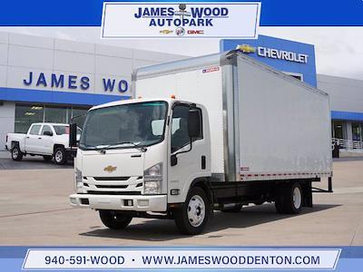 2021 LCF 4500 Regular Cab 4x2,  Morgan Truck Body Gold Star Dry Freight #213166 - photo 1