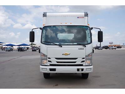 2021 LCF 4500 Regular Cab 4x2,  Morgan Truck Body Gold Star Dry Freight #213166 - photo 3
