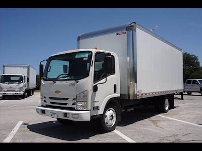 2021 LCF 4500 Regular Cab 4x2,  Morgan Truck Body Gold Star Dry Freight #213167 - photo 1