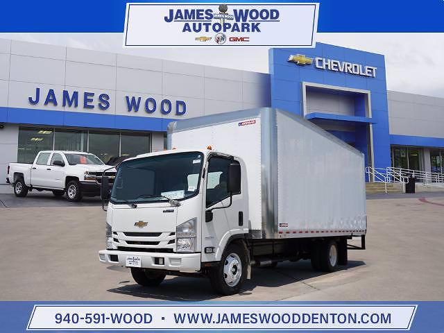 2021 LCF 4500 Regular Cab 4x2,  Morgan Truck Body Dry Freight #213169 - photo 1