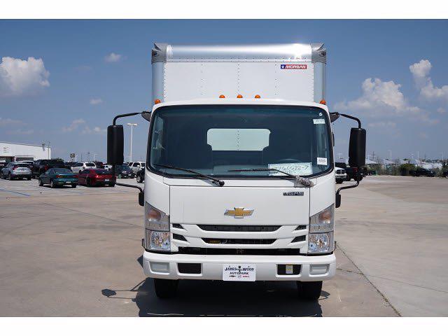 2021 LCF 4500 Regular Cab 4x2,  Morgan Truck Body Dry Freight #213169 - photo 3
