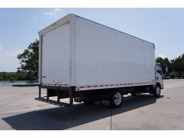 2021 LCF 4500 Regular Cab 4x2,  Morgan Truck Body Dry Freight #213169 - photo 6
