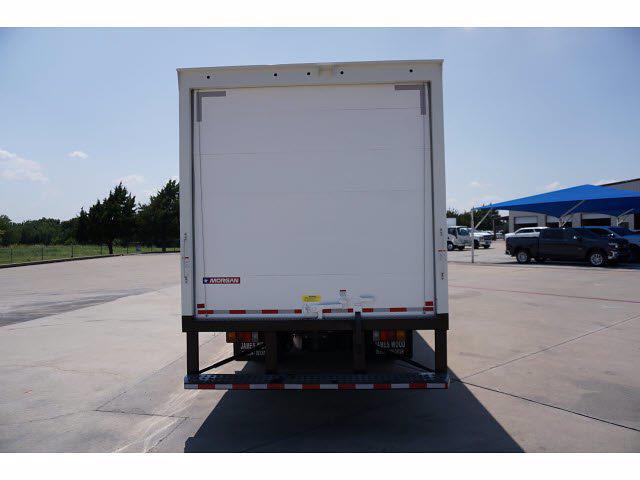 2021 LCF 4500 Regular Cab 4x2,  Morgan Truck Body Dry Freight #213169 - photo 7