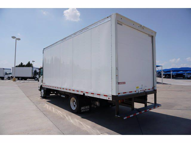 2021 LCF 4500 Regular Cab 4x2,  Morgan Truck Body Dry Freight #213169 - photo 2
