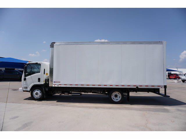 2021 LCF 4500 Regular Cab 4x2,  Morgan Truck Body Dry Freight #213169 - photo 8