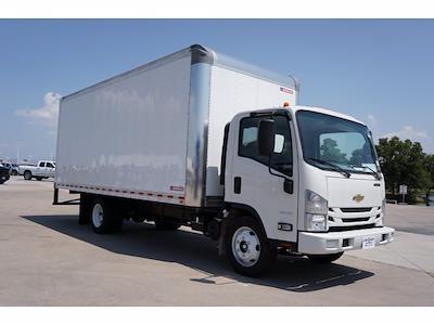 2021 LCF 4500 Regular Cab 4x2,  Morgan Truck Body Dry Freight #213169 - photo 4