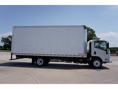 2021 LCF 4500 Regular Cab 4x2,  Morgan Truck Body Dry Freight #213169 - photo 5