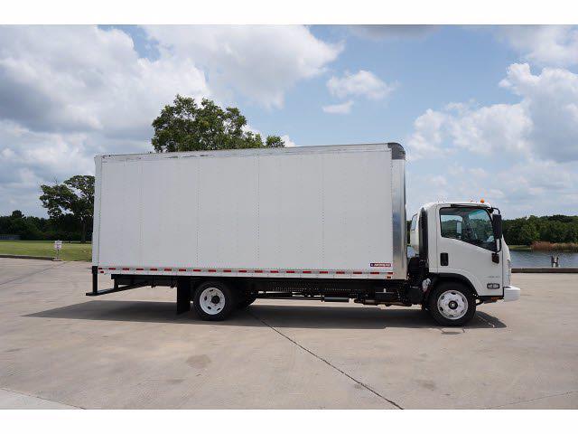 2021 LCF 4500 Regular Cab 4x2,  Morgan Truck Body Gold Star Dry Freight #213171 - photo 5