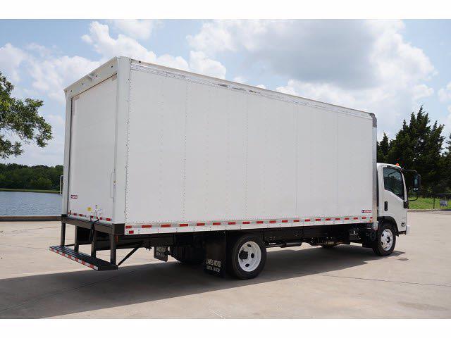 2021 LCF 4500 Regular Cab 4x2,  Morgan Truck Body Gold Star Dry Freight #213171 - photo 6