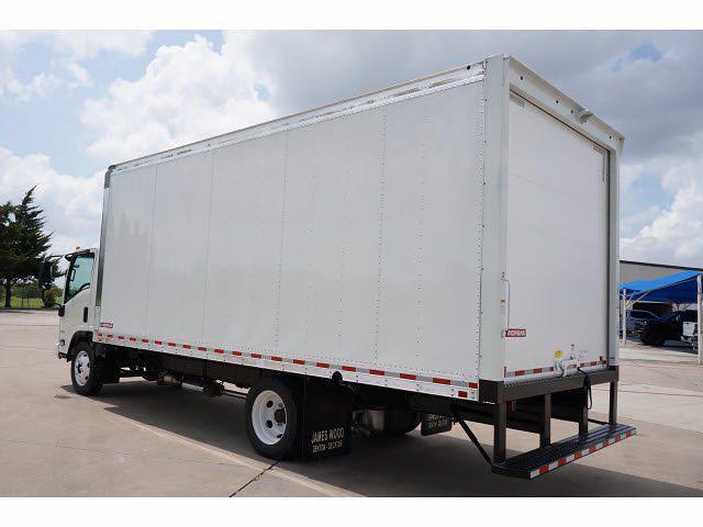2021 LCF 4500 Regular Cab 4x2,  Morgan Truck Body Gold Star Dry Freight #213171 - photo 2