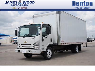2021 LCF 4500 Regular Cab 4x2,  Morgan Truck Body Gold Star Dry Freight #213171 - photo 1