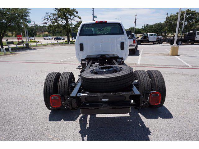 2021 Silverado 5500 Regular Cab DRW 4x2,  Cab Chassis #213307 - photo 7