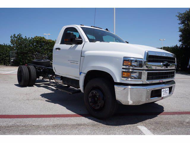 2021 Silverado 5500 Regular Cab DRW 4x2,  Cab Chassis #213308 - photo 4