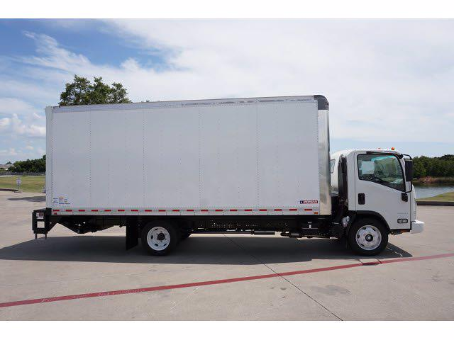 2021 LCF 4500 Regular Cab 4x2,  Morgan Truck Body Dry Freight #213324 - photo 5
