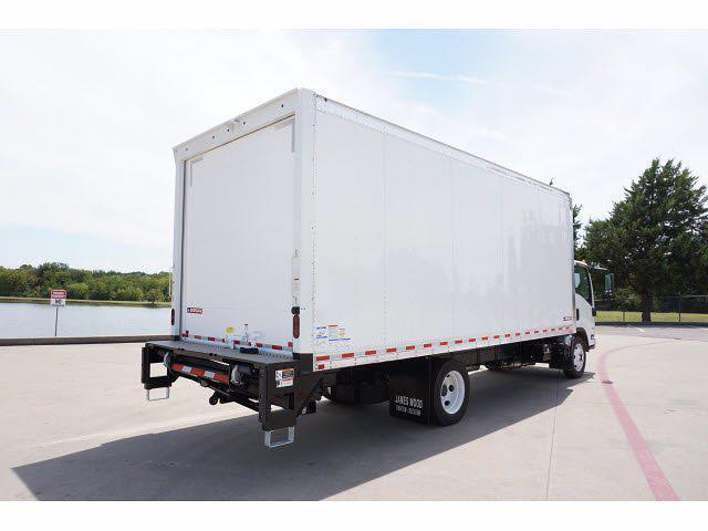 2021 LCF 4500 Regular Cab 4x2,  Morgan Truck Body Dry Freight #213324 - photo 6