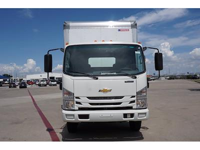 2021 LCF 4500 Regular Cab 4x2,  Morgan Truck Body Dry Freight #213324 - photo 3