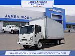2021 LCF 4500 Regular Cab 4x2,  Morgan Truck Body Dry Freight #213324 - photo 1