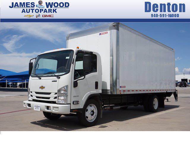 2021 LCF 4500 Regular Cab 4x2,  Morgan Truck Body Dry Freight #213325 - photo 1