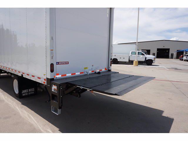 2021 LCF 4500 Regular Cab 4x2,  Morgan Truck Body Dry Freight #213325 - photo 10