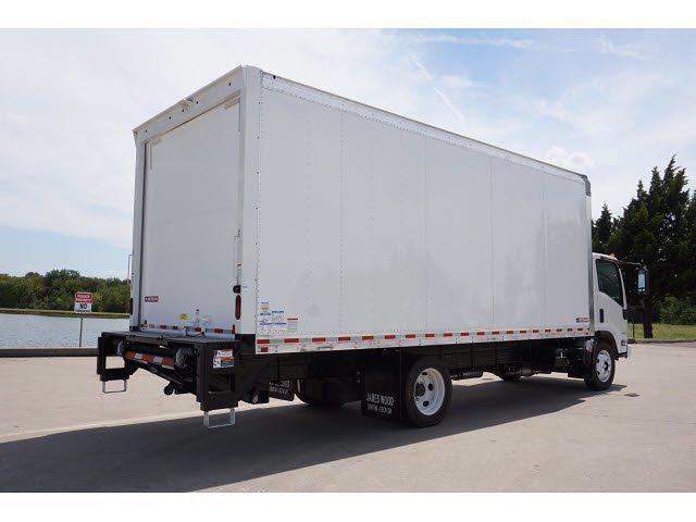 2021 LCF 4500 Regular Cab 4x2,  Morgan Truck Body Dry Freight #213325 - photo 6