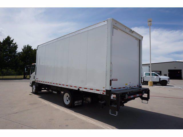 2021 LCF 4500 Regular Cab 4x2,  Morgan Truck Body Dry Freight #213325 - photo 2