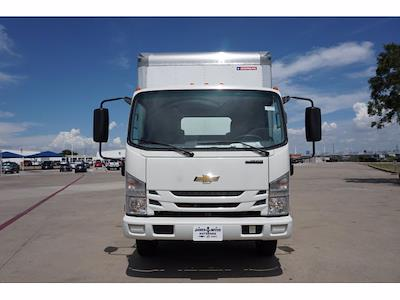 2021 LCF 4500 Regular Cab 4x2,  Morgan Truck Body Dry Freight #213325 - photo 3