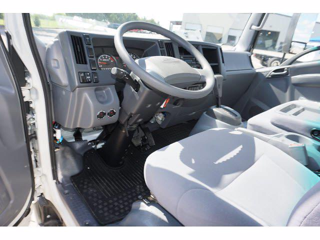 2021 LCF 4500 Regular Cab 4x2,  Morgan Truck Body Dry Freight #213413 - photo 17