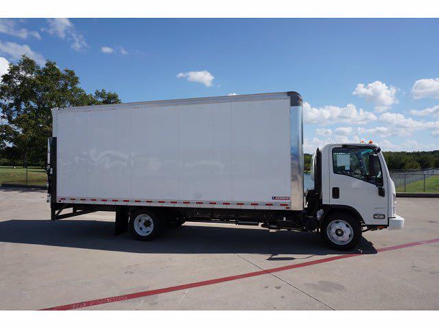 2021 LCF 4500 Regular Cab 4x2,  Morgan Truck Body Dry Freight #213413 - photo 5