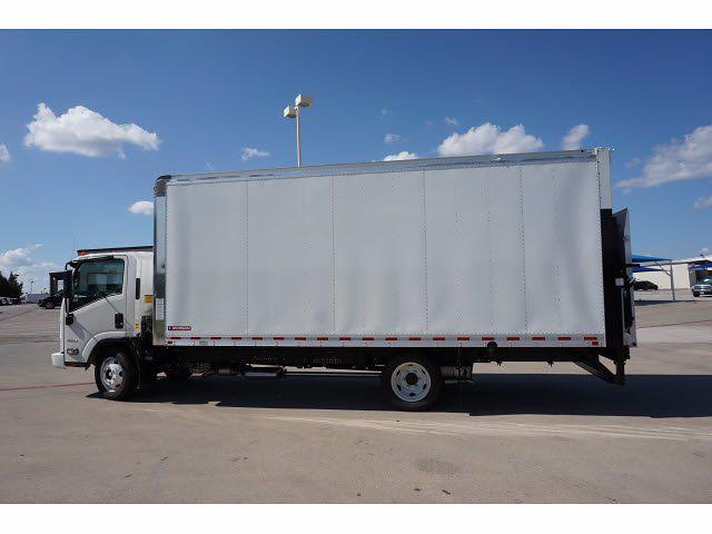 2021 LCF 4500 Regular Cab 4x2,  Morgan Truck Body Dry Freight #213413 - photo 8