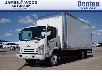 2021 LCF 4500 Regular Cab 4x2,  Morgan Truck Body Dry Freight #213413 - photo 1