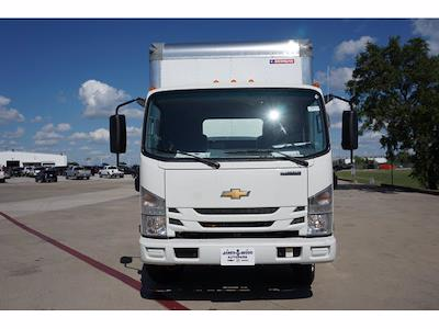 2021 LCF 4500 Regular Cab 4x2,  Morgan Truck Body Dry Freight #213413 - photo 3