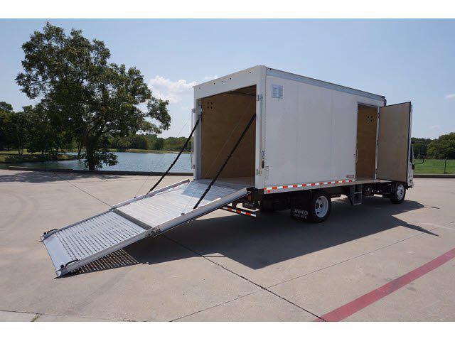 2021 LCF 4500 Crew Cab 4x2,  Morgan Truck Body Dry Freight #213433 - photo 10
