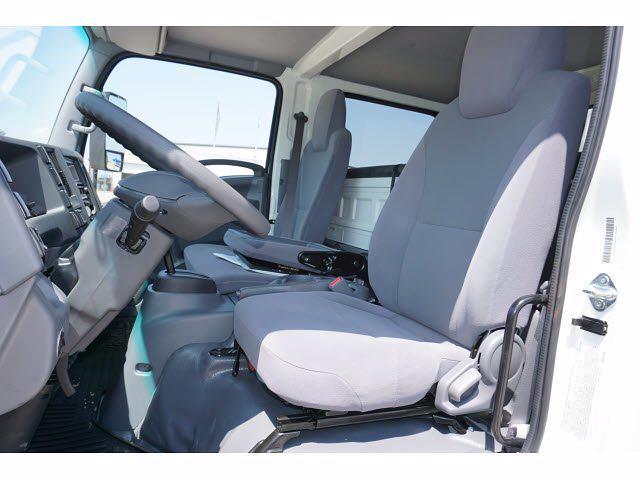 2021 LCF 4500 Crew Cab 4x2,  Morgan Truck Body Dry Freight #213433 - photo 17