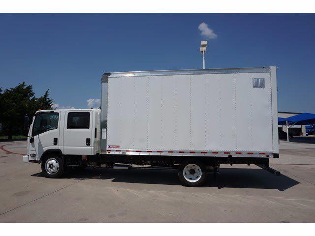 2021 LCF 4500 Crew Cab 4x2,  Morgan Truck Body Dry Freight #213433 - photo 8