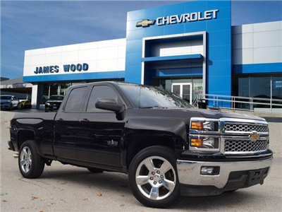 2015 Silverado 1500 Double Cab Pickup #270899A1 - photo 1
